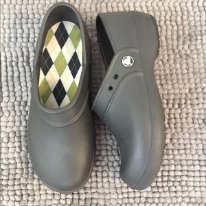 Crocs - used in good condition 7W